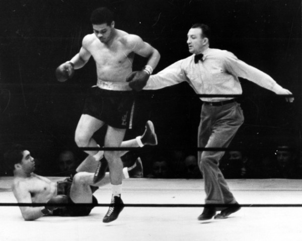Joe Louis Max Schmeling -  The Ring Magazine-Getty Images