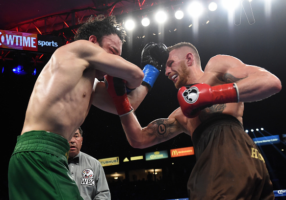Julio Cesar Chavez Jr. Andrzej Fonfara Harry How Getty
