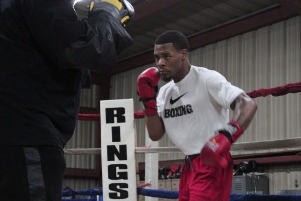 Lamont Roach Jr. - Keystone Boxing (126)