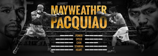 Mayweather Pacquiao - FightGauge