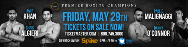 PBC on Spike Khan Algieri
