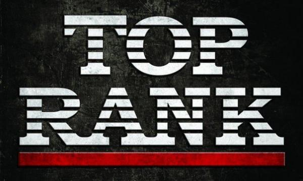 Top Rank Logo