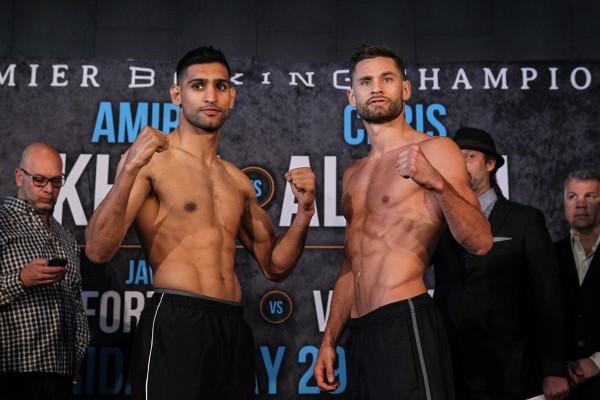 Amir Khan Chris Algieri Weigh In - Lucas Noonan PBC (12)