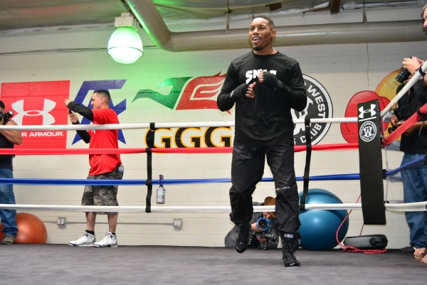 GolovkinMonroe Media Day - Ismael Gallardo RBRBoxing (1)