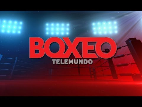 Boxeo Telemundo Logo
