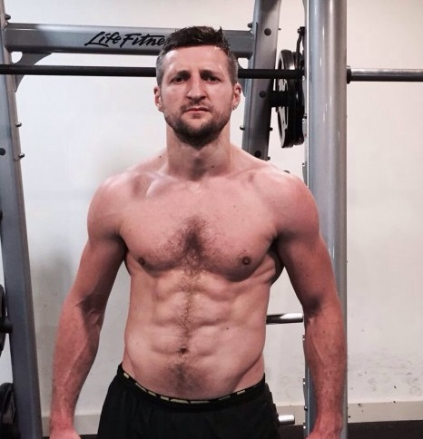 Froch Too Big Photo via Froch