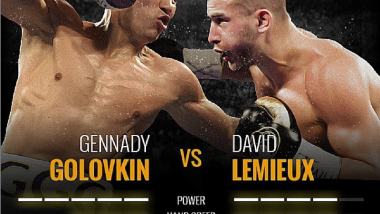 Golovkin vs lemieux betting odds patriots jets line betting