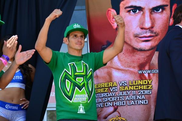 Mauricio Herrera Hank Lundy - Ismael Gallardo Westside Boxing (2)
