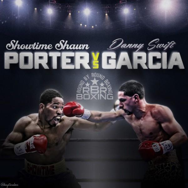 Danny Garcia vs. Shawn Porter Hype