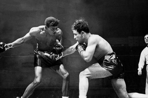 Sugar Ray Robinson Jake LaMotta Olen News