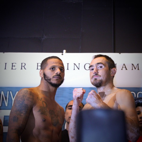 Dirrell Vs. Rubio Weigh-In Results