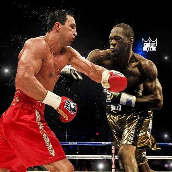 Klitschko Wilder - Crown Boxing
