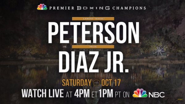 Peterson vs. Diaz