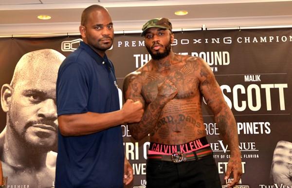 Thompson vs. Scott - Andre CourtemancheWarriors Boxing (6)