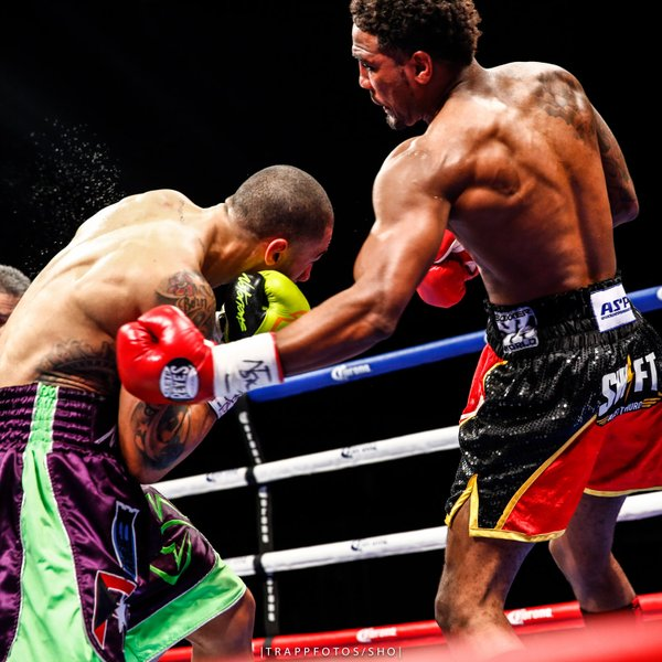 Jarrett Hurd Stops Frank Galarza In ShoBox Main Event