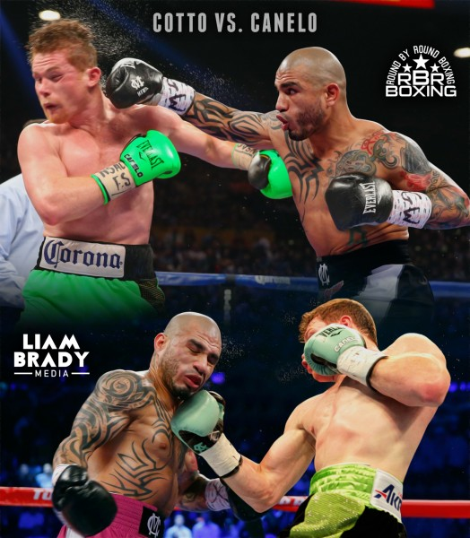 Cotto-Canelo Edit - Liam Brady