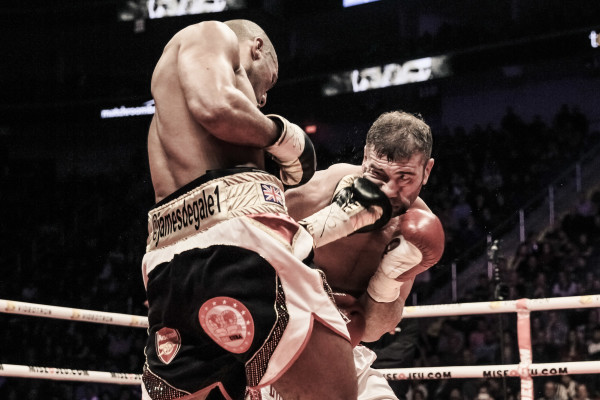 DeGale vs. Bute - Imam vs. Granados Amanda Kwok (2)