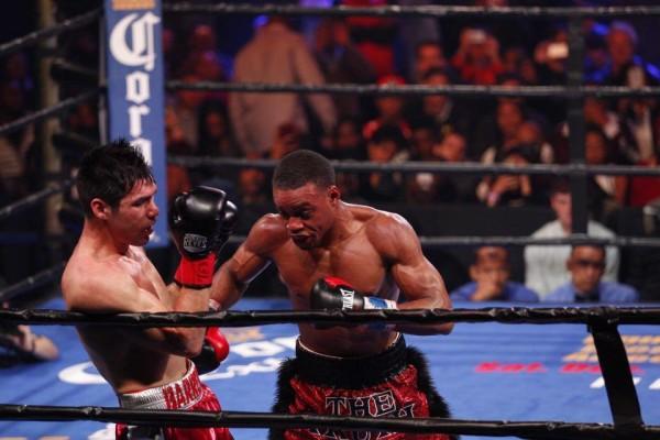 Errol Spence vs. Alejandro Barrera Jr. Barron RBRBoxing11