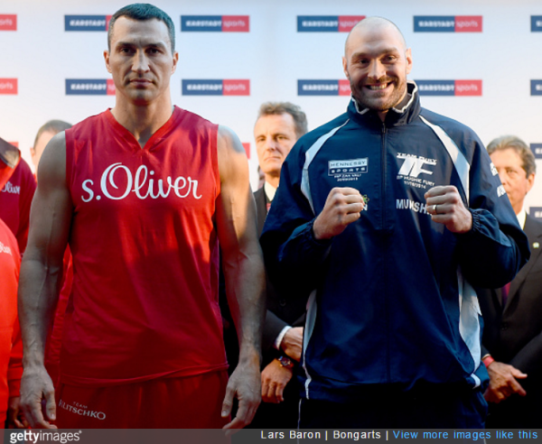 Klitschko Fury - Lars Baron - Bongarts - Getty Images 4
