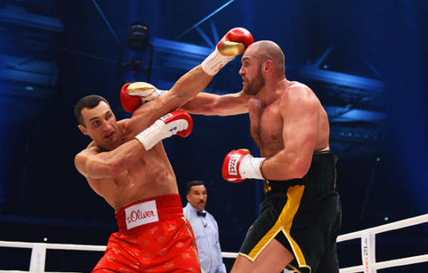Lars Baron Wladimir Klitschko Tyson Fury