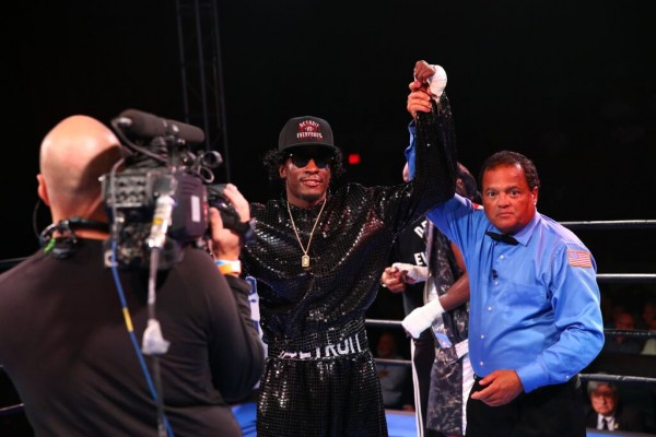 Josh Jordan Premier Boxing Champions