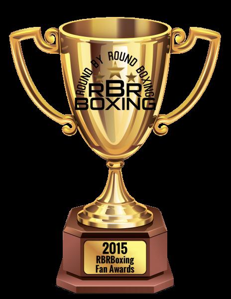 2015 Awards Trophy