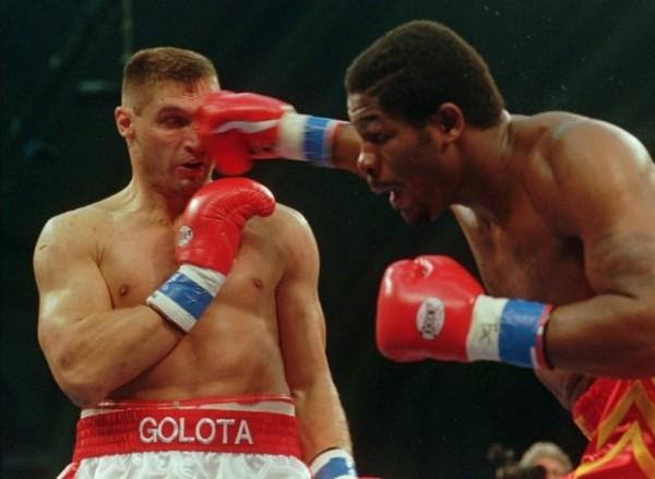 Andrew Golota vs. Riddick Bowe - Getty Images 2