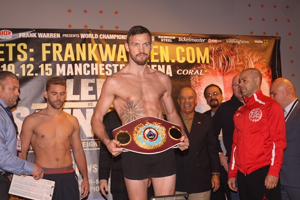 Andy Lee Billy Joe Saunders - Frank Warren (7)