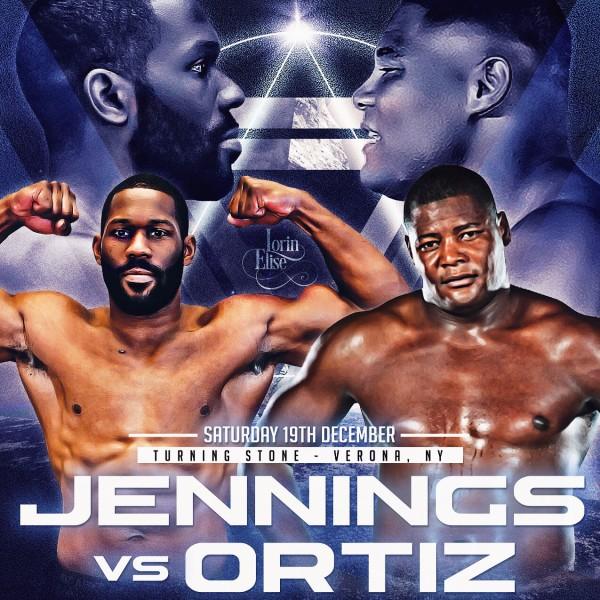 Bryant Jennings vs Luis Ortiz