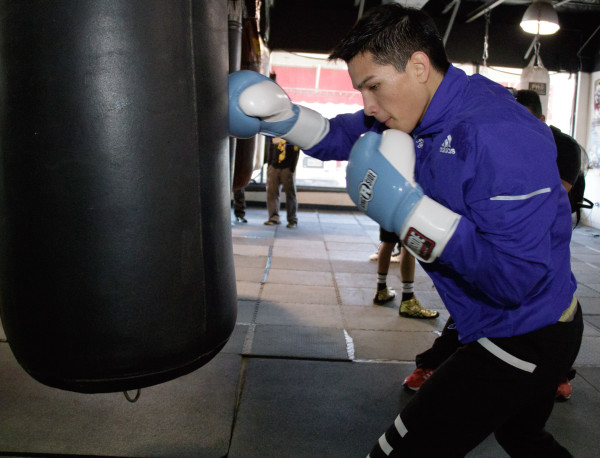 PBC Figueroa Demarco Workout
