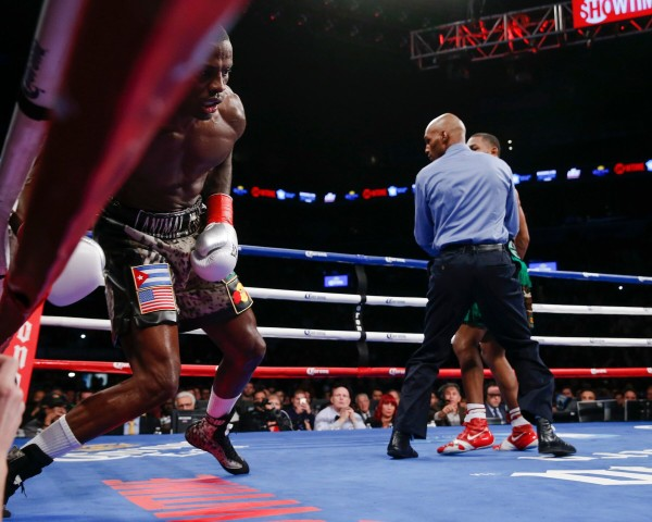 Peter Quillin Daniel Jacobs Showtime Sports Esther Lin 1