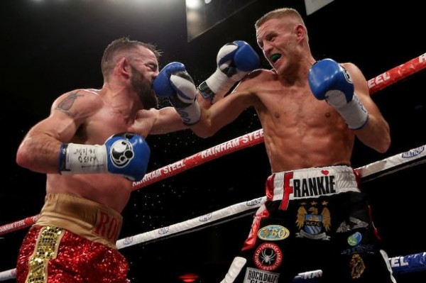 Terry Flanagan - Getty Images
