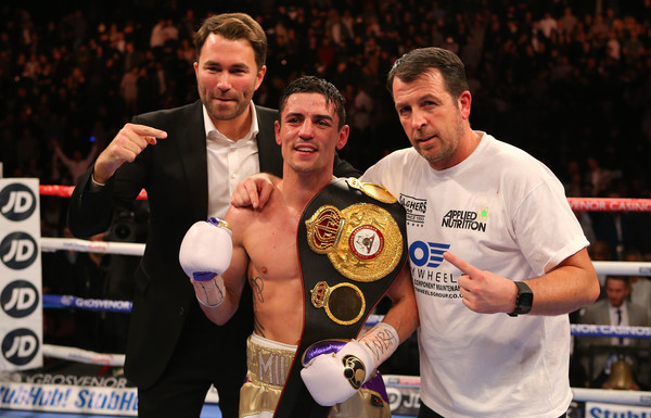 Anthony Crolla Dave Thompson Getty Images Europe