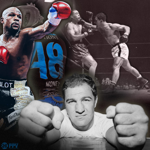 Floyd Mayweather and Rocky Marciano: Comparing Legacies