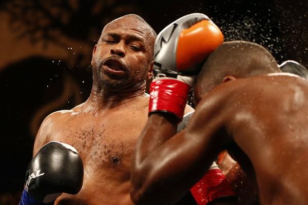 Roy Jones - Rich Schultz Getty Images