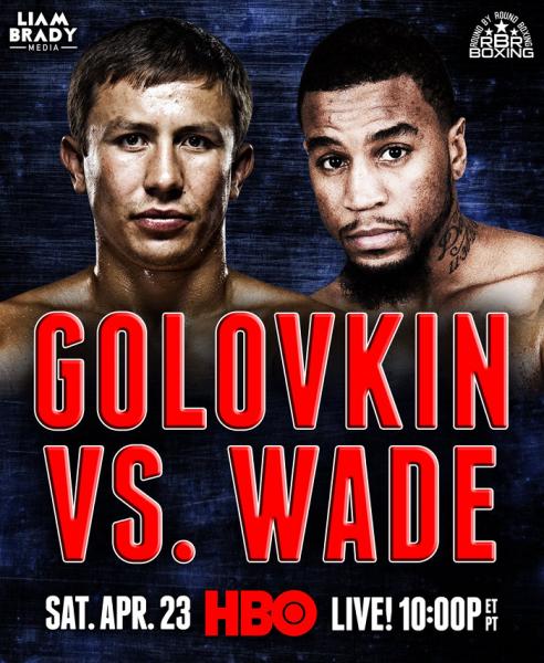 Golovkin Wade - Liam Brady