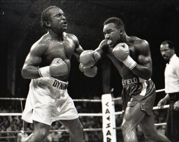 Holyfield Dokes - Ring Magazine Getty Images 2
