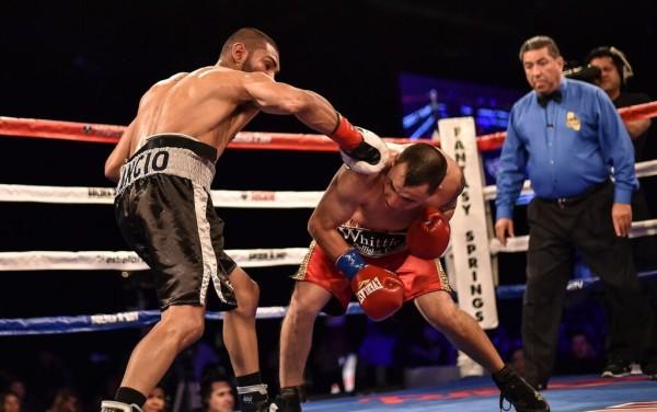 Andrew Cancio Lina Baker Instant Boxing
