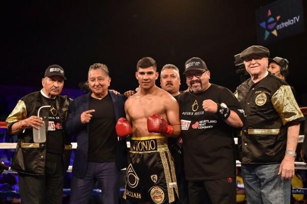 Antonio Orozco Lina Baker Instant Boxing