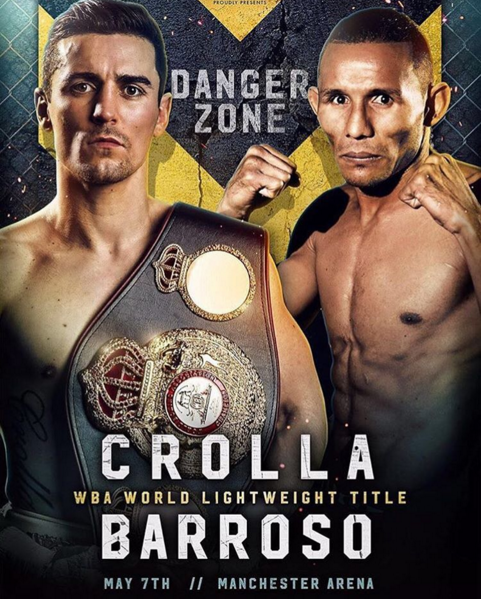Crolla vs. Barroso