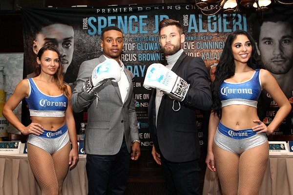 Errol Spence vs. Chris Aligier - Ed Diller DiBella Ent (3)