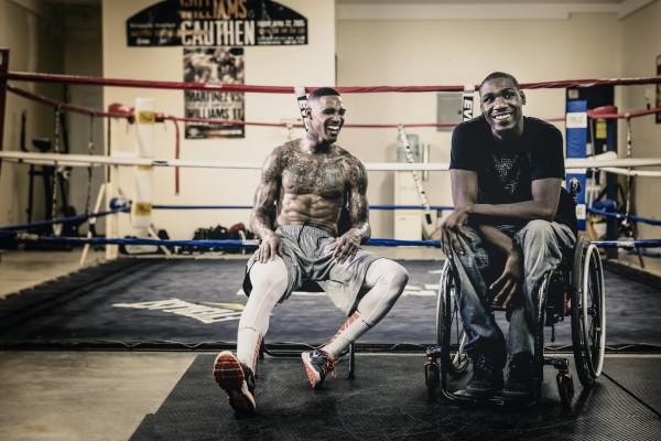 Пол вильямс возвращается в бокс в качестве тренера