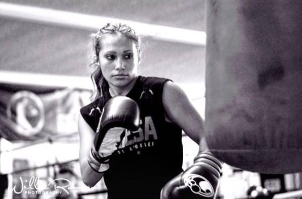 Seniesa Estrada - Willie Romero (3)