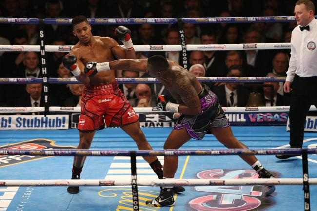 Anthony-Joshua- JUSTIN TALLIS Getty Images