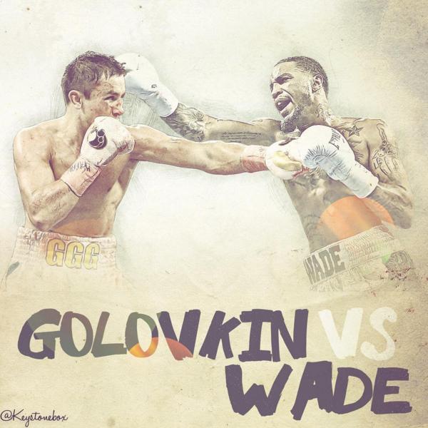 Gennady Golovkin - Dominic Wade