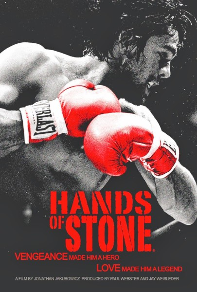 Hands of stone movie teaser