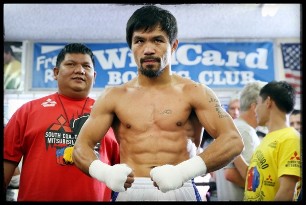 Manny Pacquiao - Mikey Williams10