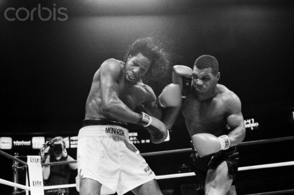 Mike Tyson Punches Mitch Green