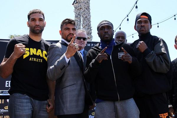 Ortiz vs Berto 2 Press Conference - PBC on Fox - 4.28.16_Presser_Ryan Hafey _ Premier Boxing Champions