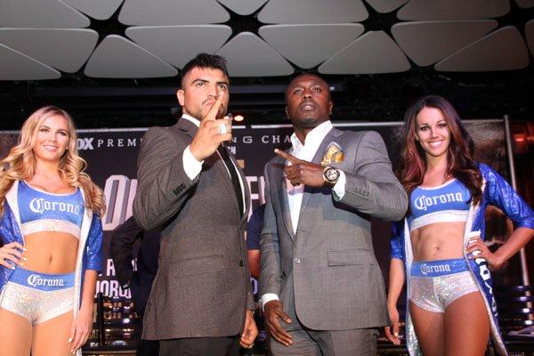 Ortiz vs. Berto 2 - PBC Arnold Turner Premier Boxing Champions